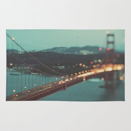 San Francisco Golden Gate Bridge, Sweet Light Rug