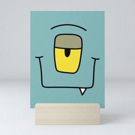 Monster - Kaa Mini Art Print