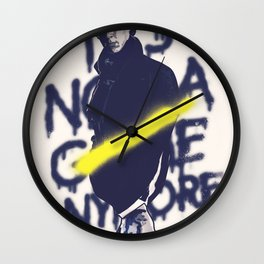 Not a game anymore Wall Clock