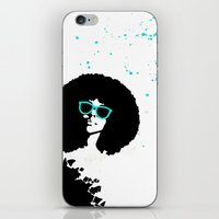 scorpio iPhone & iPod Skins featuring Scorpio by Bree Stillwell Craft