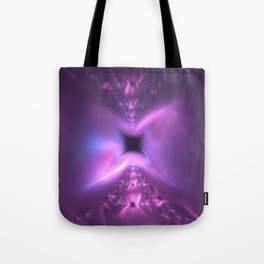 Temple of Nothingness and Stardust Tote Bag