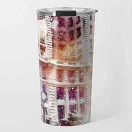 Sao Paulo - WaterColor Travel Mug