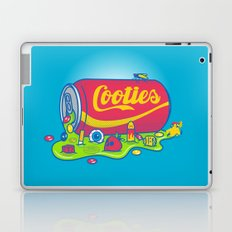 The World has Cooties Laptop & iPad Skin