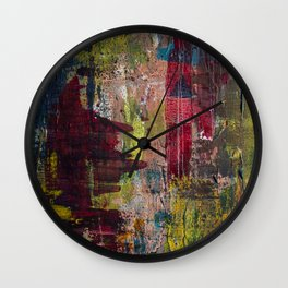 Abstract art Wall Clock