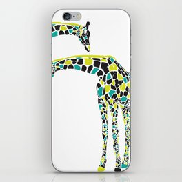 Your Neck of the Woods. iPhone Skin