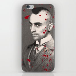 TRAVIS BICKLE iPhone Skin