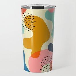 Camouflage Chic Travel Mug