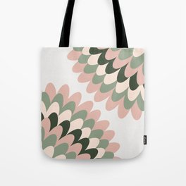 Dahlia at Office Tote Bag