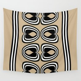 Psi Almond Buff Wall Tapestry