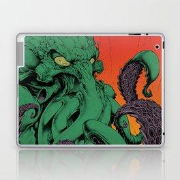 Vintage Cthulhu Laptop & iPad Skin
