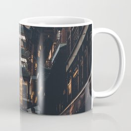 Japanese Street Coffee Mug