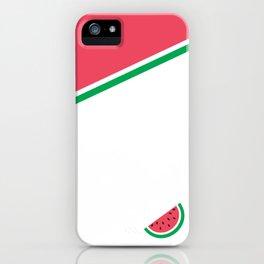 Mini Melon iPhone Case