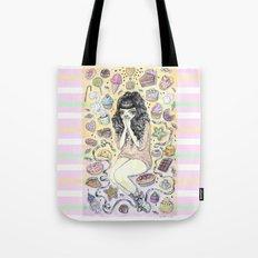 Sugaria Tote Bag