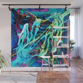 Fluid Abstract 29 Wall Mural