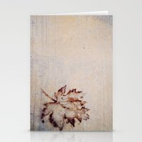 concrete Stationery Cards featuring Concrete by PandaBaby