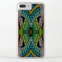 Mana Clear iPhone Case