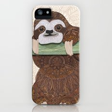 It's a sloth kind of day iPhone (5, 5s) Slim Case