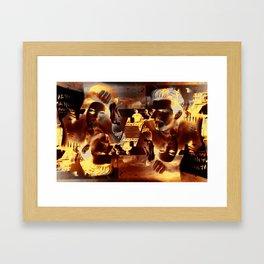 Dennis Hopper Framed Art Print
