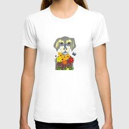 Botanical Pup T-shirt