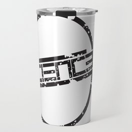 Circle Logo Travel Mug