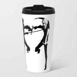 Shizuo & Celty Travel Mug