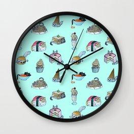 Cateteria Wall Clock