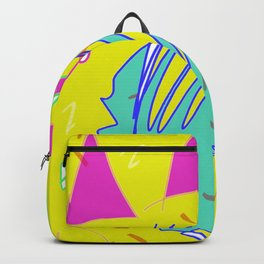 Tripolar - BRIGHT NIGHT Backpack