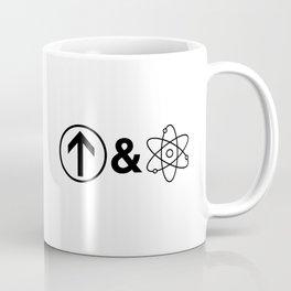 Up&Atom. Coffee Mug