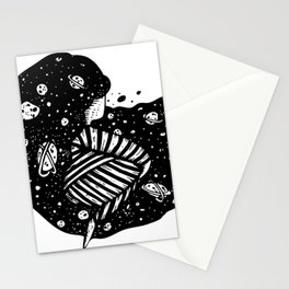 Ink Space Stationery Cards