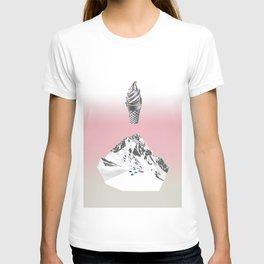 Domestic landscape T-shirt