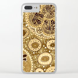 The Bogon Moths of the past, the present and the future Clear iPhone Case