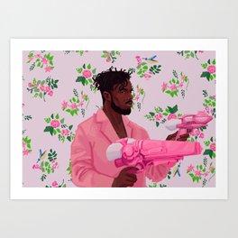 Boys / Erik Art Print