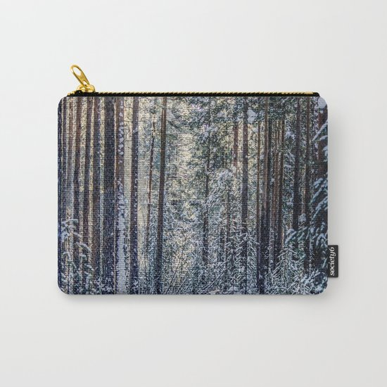 Sun forest Carry-All Pouch