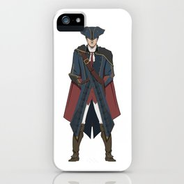 Haytham iPhone Case