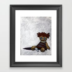 A Dolly for Sue Framed Art Print