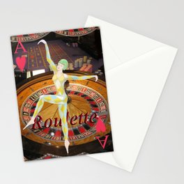Lady Luck Stationery Cards