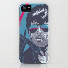 Cobra - Stallone iPhone Case