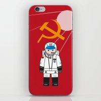 soviet iPhone & iPod Skins featuring SOVIET by OSCAR GBP