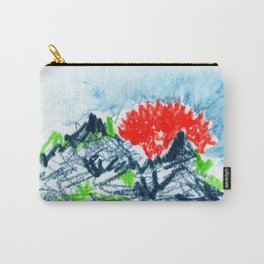here comes the sun I Carry-All Pouch