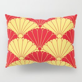 Fan texture Pillow Sham