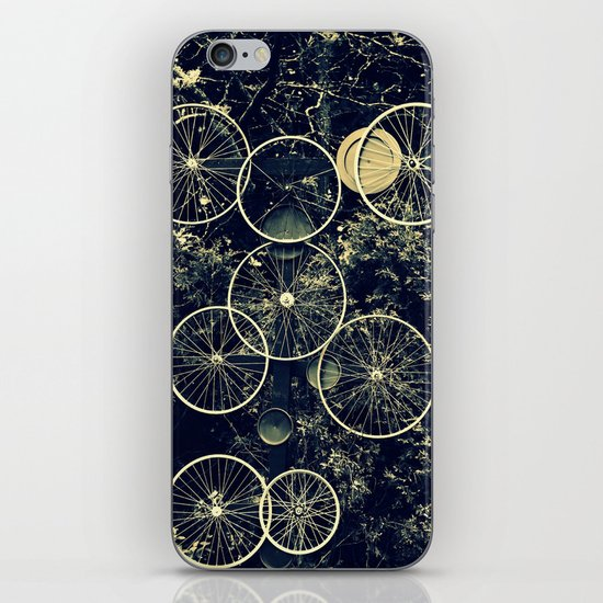 Tire - less iPhone & iPod Skin