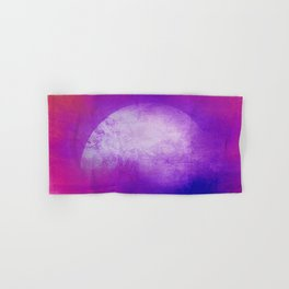 Circle Composition II Hand & Bath Towel