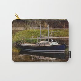 Little River Boat. Carry-All Pouch
