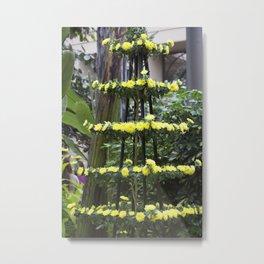Longwood Gardens Autumn Series 207 Metal Print