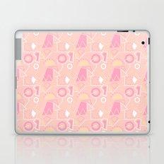 Graze Maze Peach Laptop & iPad Skin