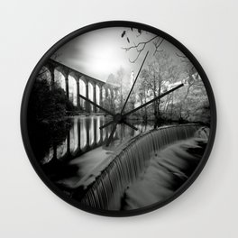 Infrared Wall Clock