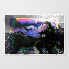 OPHELIA IN WONDERLAND Canvas Print