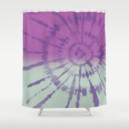 Tie Dye pattern Shower Curtain