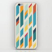 quilt iPhone & iPod Skins featuring Quilt by Evan Hinze