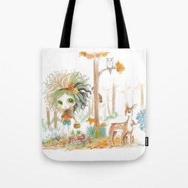 Nikki & Friends - Blythe Doll Inspiration Tote Bag